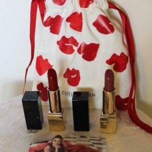 Estee Lauder Envy Lipstick Irresistable n Ven Red
